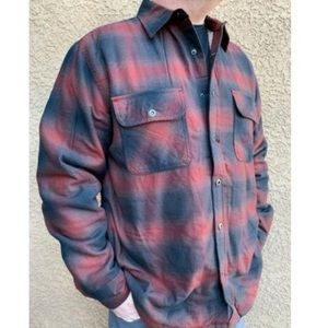 Grizzly mountain flannel